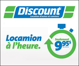 Discount - Locations d'autos et camions